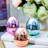 Usb mini umidificador de ovos com luz conduzido colorido luz portátil tumbler aroma difusor auto-desligamento automático umidificador para carro home office hwd6921