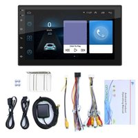 Android 10.0 2 Android Auto Radio Multimedia Video Player 1 + 16G 4 CPU Core Universal Auto Stereo Gps Mappa per Nissan Hyundai MP3 MP4 Players
