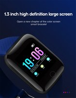 Newest Stylish Mens Smart Watches Electronic Wristband Sports Smartwatch Fitness Tracker For Android Smartphone IP67 Heart Rate Bracelet Womens Waterproof Watch