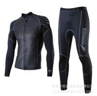 Wetsuits 2mm Veste de surf pour femmes super cool Femme Split Haut long manches longues flottantes flottant chaud et froid