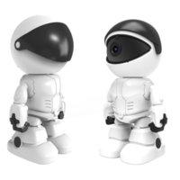 Baby Monitor Caméra robot 360 ° PTZ PTZ 1080P WIFI Home Security Security Gadgets Auto Human Body Suivi de la vidéosurveillance Intérieur Toy jouet