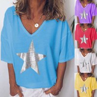 Designer T-shirts for Womens 2020 Summer Fashion Printed T Shirts Womens Luxury Loose Short Sleeve Tees Tops Women Breathable Clothing