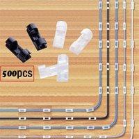 كابل منظم مقاطع إدارة كابل سطح المكتب محطة عمل ABS سلك مدير الحبل حامل USB شحن خط البيانات Bobbin Winder # 340
