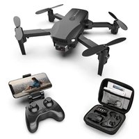 R16 4K HD Doble cámara RC Drone Quadcopter Mini Plegable Fotografía aérea de fotografía