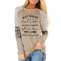 European American fall and winter women's hoodies sweatshirts feature monochrome printed long-sleeved T-shirts