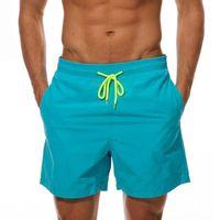 Mens Swimwear SwimShorts Trunks Beach Board Shorts Swimming Pants Swimsuits Running Sports Surffing ShortsMen's Men's