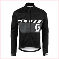 جديد رجل سكوت فريق الدراجات طويلة الأكمام جيرسي سريعة الجافة ربيع الخريف دراجة الملابس الكلاسيكية 05