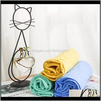 Grooming Home & Gardenpet Bathe Quick Drying Water Absorption Bath Towel Towels Cat Dog Pet Supplies Aessories @C Drop Delivery 2021 K0R4J