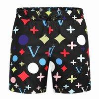 Summer Fashion Men Designer Pantaloncini Quick Asciugatura Costumi da stiro Pantaloni da spiaggia Pantaloni da spiaggia Domins Swim Swimges M-XXXL W88