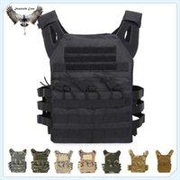 Heren Vesten G.sky Functional Tactical Body Armor JPC Molle Plate Carrier Vest Outdoor CS Game Paintball Military Equipment