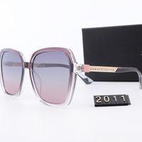 Designer di lusso Designer Sunglasses Diamante Driving maschile Femmina Polarized Big Bel Square Quadrato Occhiali moda all'aperto adatti per i centri commerciali, viaggi, spiagge WX30