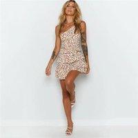 패션 폴카 도트 새시 드레스 여성 의류 Womens 디자이너 인쇄 바디 콘 드레스 섹시 한 어깨 드레스
