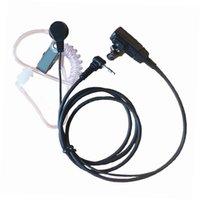 10 sztuk Acoustic Covert AirTube Słuchawka Słuchawka PTT dla Motorola Talkabout T4500 T4800 T5400 T5410 T5420 Radio Walkie Talkie