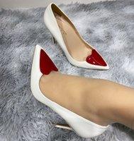 Sapatos de vestido Love Heelswomen's Mosaic Mosaic Needle Heel Sapatos de salto, ponta de pés 12cm, 10cm, 8cm, Zei1