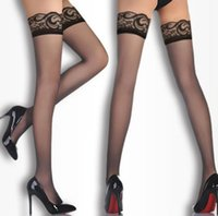 Spandex High Knee Socks Women's New Thigh High Silk Stockings Sexy Repair Leg Show Thin Silk Stockings Long Knee Sock Hot