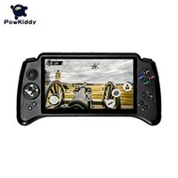 POWKIDDY New X17 Android 7.0 Handheld Game Console 7-inch IPS Touch Screen MTK 8163 Quad Core 2G RAM 32G ROM Retro Game Players