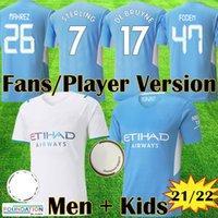 12345 2020 2021 20 21 Manchester Fans Fußball Trikot Stadt Spieler Version Trikot Fußball Trikot Kin