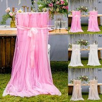 Wedding Banquet Chair Skirt Cover Long Event Party Supplies El Dining Table And Decoration Covers