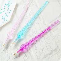 Nail Art Kits Flower Pot Point Drill Pen 5D Diamond Painting Tool DIY Crafts Cross Stitch Embroidery Sewing Accessories