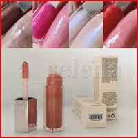 Beauty makeup espelho labelo esmalte brilho brilho pérola highgloss lips brilho vidro líquido batom 9ml