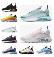 2021 남자 2090 러닝 신발 순수한 백금 트리플 블랙 화이트 레이저 블루 망 트레이너 샤우스 스포츠 스니커즈 크기 36-45 55RQ #