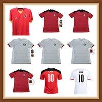 2021 2022 AL AHLY EGYPT Soccer Jersey Leader Version Home Rosso Away Bianco 21 22 Camicie da calcio Uomini Maillot de Futol