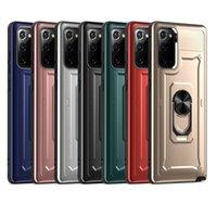 Shield Armor Case Чехлы с кронштейном для iPhone11 12 Pro Promax X XS MAX 7 8 плюс Samsung S21 NOTE20