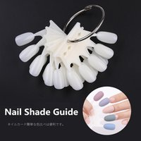 Nail Art Kits 35pcs bag Color Card Plate Iron Ring Template Exercise Manicure Tools Drop