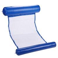 공기 매트리스 접이식 수영장 해변 풍선 플로트 링 쿠션 침대 라운지 의자 해먹 물 스포츠 도매 수레 튜브