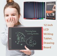 TOP Best Portable 12 Inch Drawing Tablet Handwriting Pads Electronic Tablet Board With Pen for Adults Kids Children