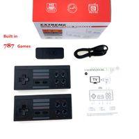 Игровая консоль, построенная в 787 Mini USB Vedio Поддержка двух беспроводных контроллеров портативных игроков