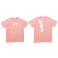 Mujeres de verano de alta calidad de la camiseta de la alta calidad del diseñador de la manga corta de la manga pequeña estudiantes estudiantes de estilo fresco 3 colores tamaño S-XL