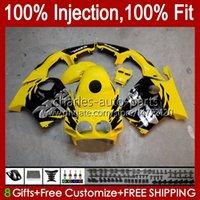 Injectie voor Honda CBR 250RR CBR250RR 88 89 90 91 92 93 Geel Zwart 96hm5 MC19 MC22 250 CBR250 RR 1988 1989 1990 1991 1992 1993 Kuip