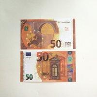 لعب الأطفال وهمية Money10 20 50 يورو فو البليت ليلة كولب حزب الفيلم المال الترفيه البنكنوت