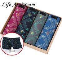Masculino Underwear Homens Boxers Moda Impressão Designer Plain Clássico Modal Boxer Shorts Calcinhas Marca Roupas L XXXL CUDPÉCIAS