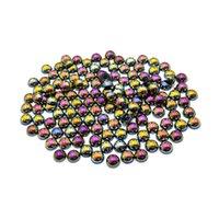 10000 قطع 3 ملليمتر نصف جولة الراتنج اللؤلؤ للمرأة مجوهرات اليدوية اكسسوارات HP001-1-HP027