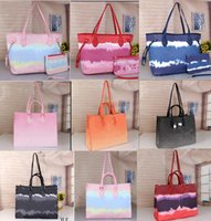 Bolsas de compras 2021 Diseñadores de lujos bolsas de hombro Mujeres de gran capacidad de alta calidad de cuero de moda