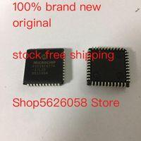 Plugues de alimentação inteligente PIC16F877A-I / L PLCC 100% original 5 pçs / lote estoque