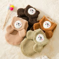 Little bear ear Lapel Hooded Vest cotton padded clothes medium and small dogs autumn winter cats two legged pet