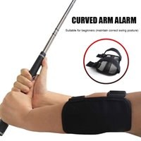 Golf Training Aids Arm Bending Alerter Belt Swing Posture Practice Elbow For Easy Safety Exercise Accessories