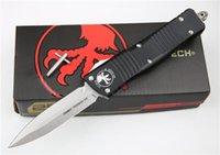 5 Stil Yüksek Kalite Microtech Combat Troodon Bıçak Interceptor Bıçak Bowie / Hellhound Tanto / Mızrak Noktası D2 Çelik Bıçak Bıçaklar Taktik Bıçak