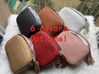 2021 luxurys designers Tassel Handbags bag Women Leather Soho Bag Disco Shoulder Bag Fringed Messenger Purse Designer Crossbody Bags Wallet