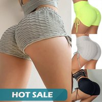Solid Pants Bubble Seamless Womens Leggings Push Up Texture Lace Hips And Abdomen Sports Stretch Pant Women Sexy