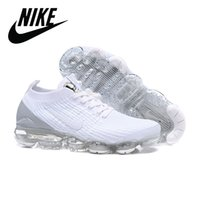 nike air vapormax 2019 Flyknit 2.0 running shoes Women Soft Running Shoes For Real Quality Fashion Men shoes Sports Sneakers 36-40