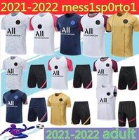 20 21 SOF FOCZER HEMD AIR JORDAM SAVETEMENT FUSSBALL 3/4 Kurze Trainingskleidung Mbappe Icardi Sleeve