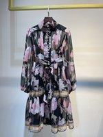 Australian fashion dress women's waist design temperament skirt summer new