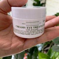Crema di trattamento occhio cremoso con avocado per unisex 0.95 oncia olio delicatamente profondo idratante rifornimento occhi occhi scuri rimozione delle cure