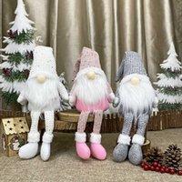 الولايات المتحدة الأسهم عيد السويدية سانتا جنوم أفخم دمية اللحية الحلي اليدوية لعبة عطلة المنزل حزب زينة عيد الميلاد