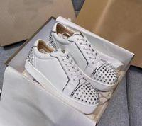 Designer Sneakers Uomo Vieirissima Scarpe casual di alta qualità Top Quality Bottom Trainer Comfort Comfort Donne Comfort Suola in gomma Abito Party Matrimonio EU35-47