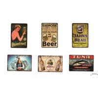 Ледяное холодное пиво металлический знак плакат ретро металлический олово знак напиток ресторан паб кафе бар клуб гараж партия старинные стены декор ура fwb6146